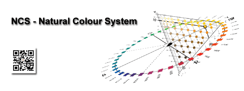 Colourpin By Ncs Album 1950 Original Ncs Index A4 Sheets Ncs