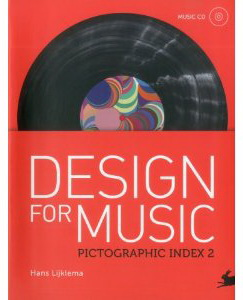 Pictographic Index 2 : Design for Music (w/music CD)