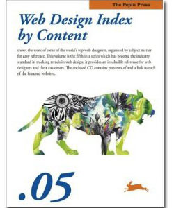 Web Design Index by Content 05 (w/CD-Rom)