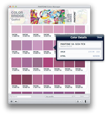 Pantone ®COLOR MANAGER Software    DWNLD-PS-CM100 