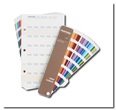 PANTONE®Color Specifier and Guide Supplements