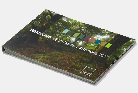 PANTONEVIEW home + Interiors 2017 Book