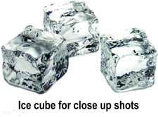 Artificial Ice Cube